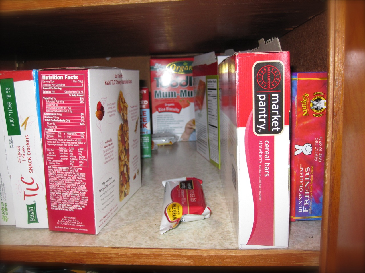 2 Foot Deep Shelves. Who Comes Up With This Nonsense?