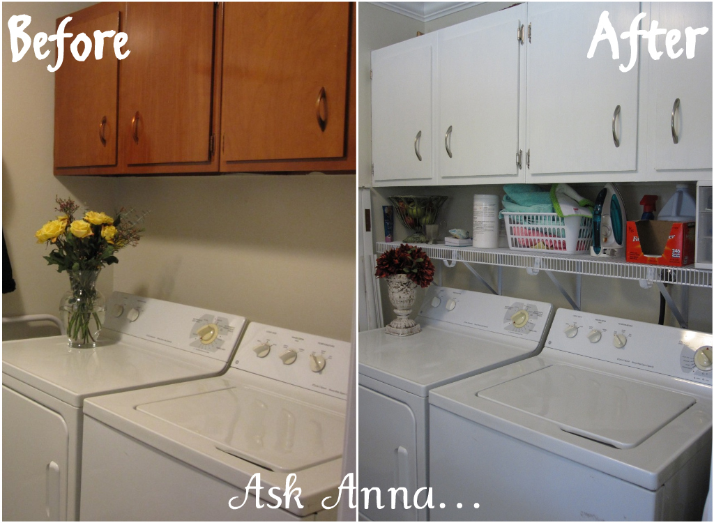 From What I Have Heard, Even Though This Was A Long And Tedious Process,  Our Experience Was Much Better Than Those That Have Refinished Their  Cabinets The ...