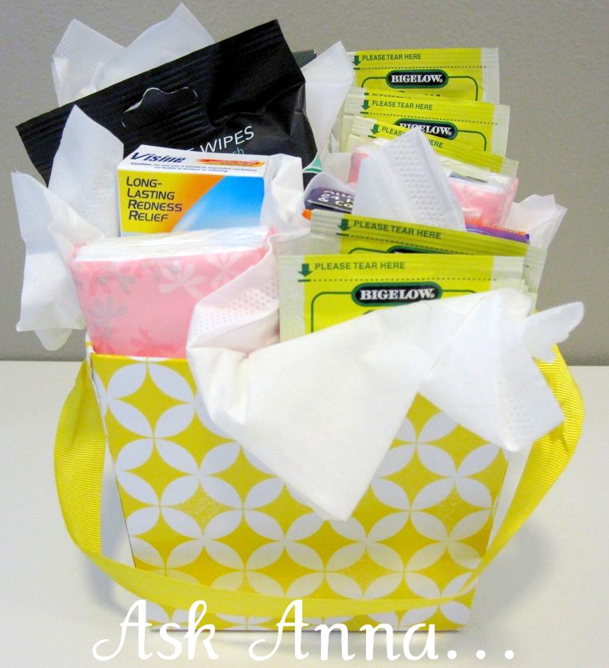 Allergy Gift Box