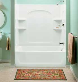 How to Clean a Fiberglass Shower Stall