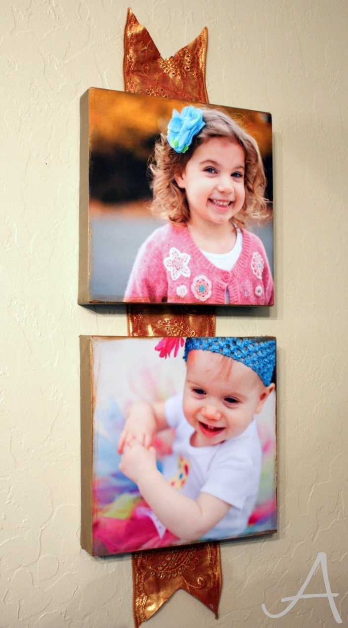 Photo Canvases {Gift Idea}