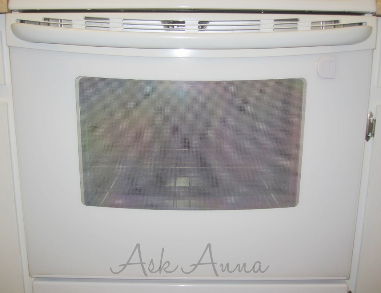 How to clean an oven - Ask Anna