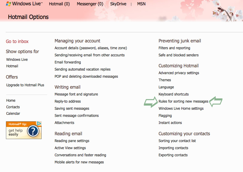 How to Organize Emails and Computer Desktop