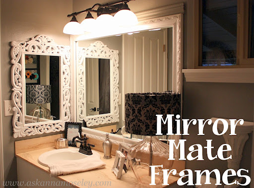 i wanted all of you to get the opportunity to discover mirrormate mirror frames and for one of you to win 150toward your very own mirror frame - Mirrormate Frames