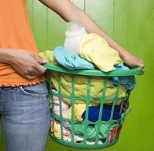 Vinegar tips for the laundry room - Ask Anna