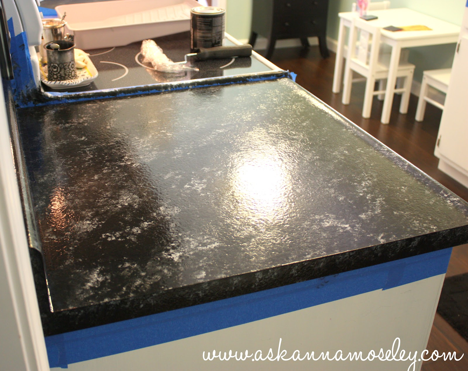 Giani Granite Countertop Paint Review Ask Anna Painting Counter Tops To Look Like