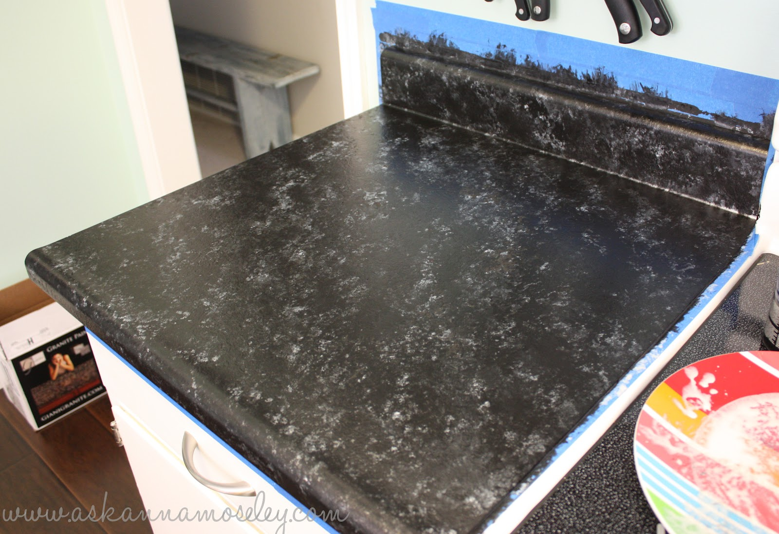 Giani Granite Counter Top : Giani granite countertop paint review ask anna