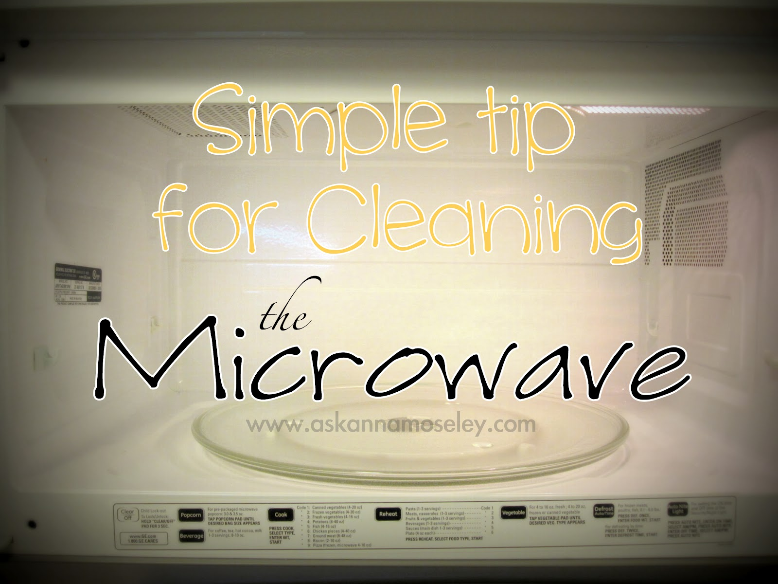 How to clean everything from the microwave to the oven, with vinegar | Ask Anna