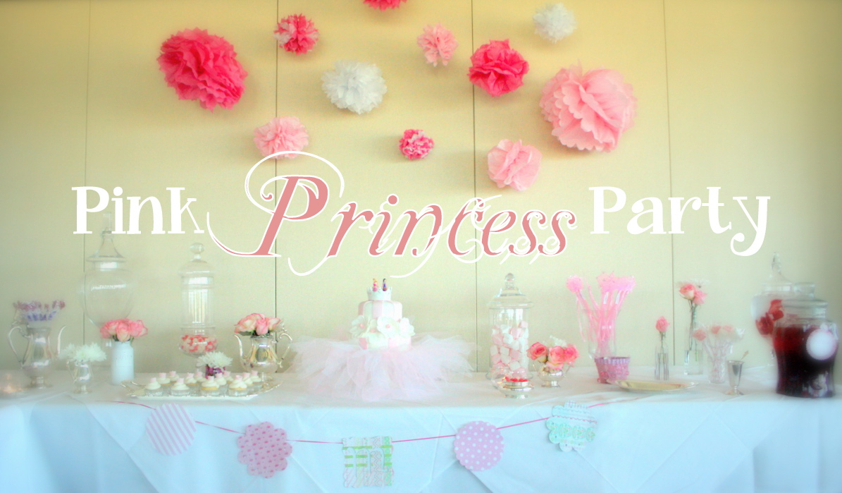 Princess Party {Malea's 3rd Birthday}
