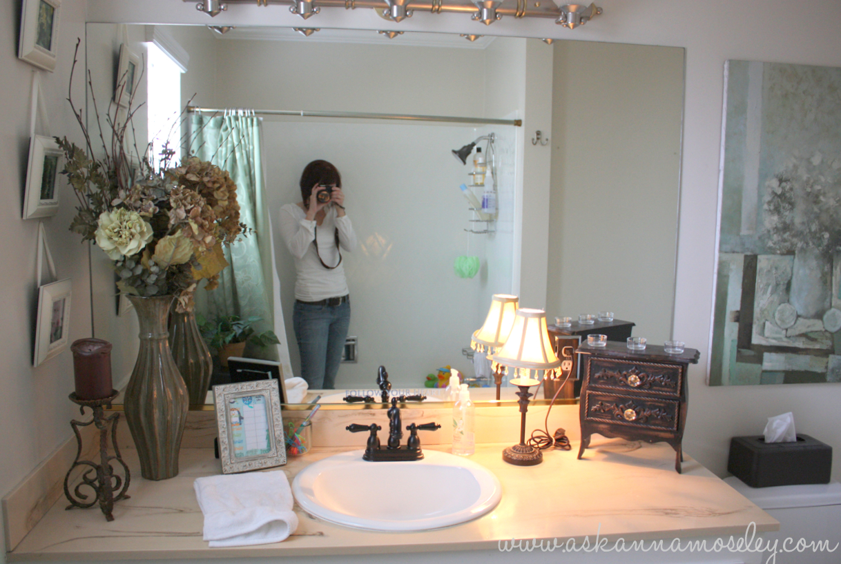 The First Thing I Had To Decide Was How Wanted Decorate Bathroom Found This Great Article On Moving Today That Helps Determine What Style You