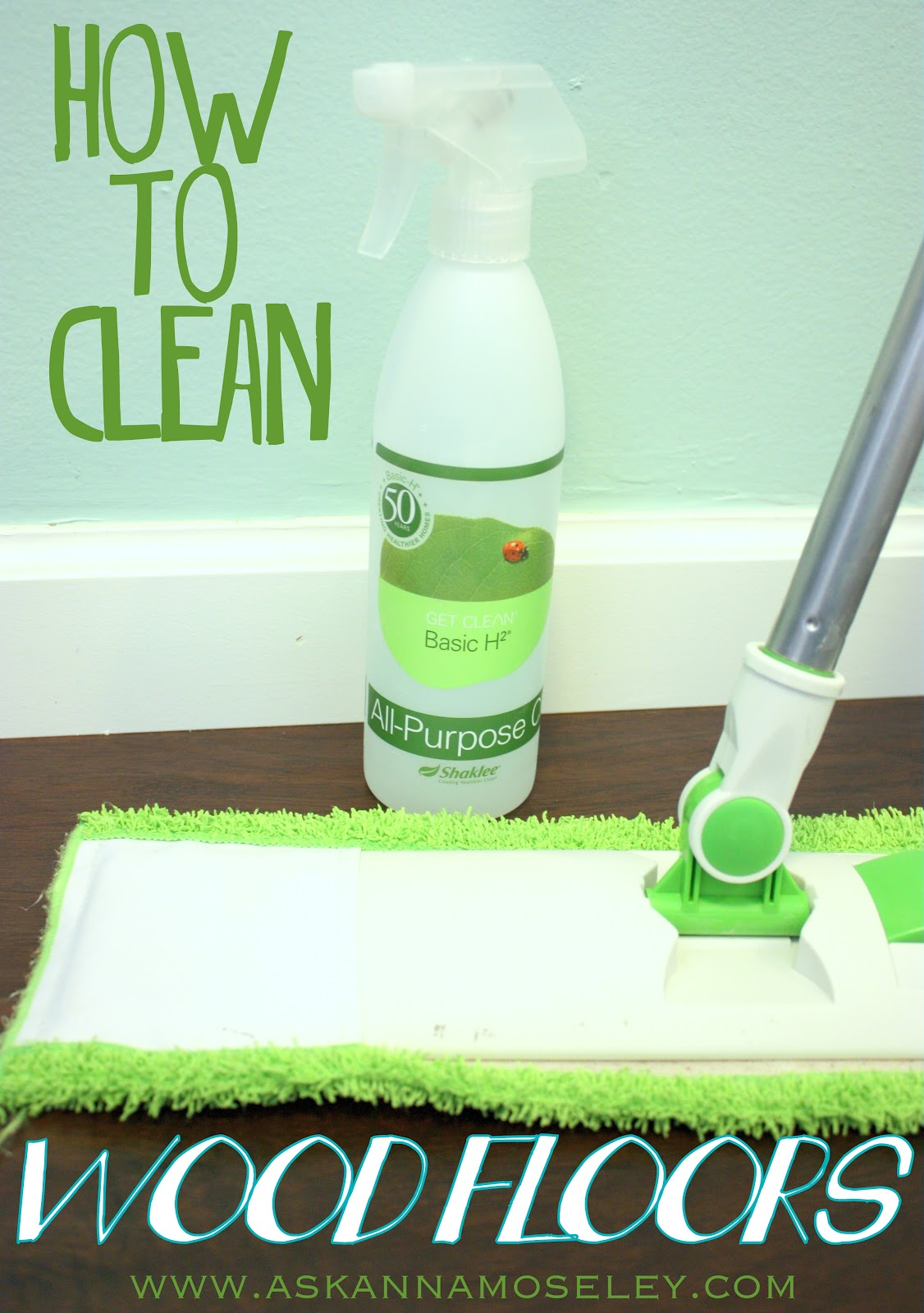How to Clean Wood Floors without Chemicals