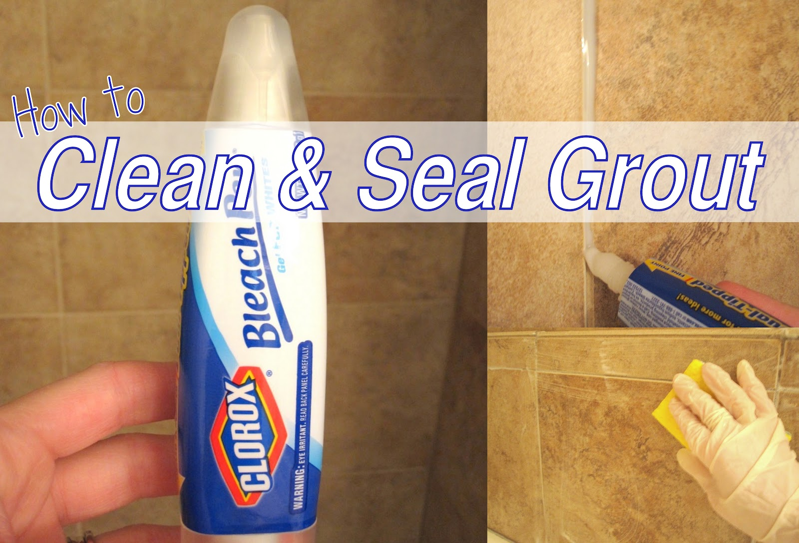 How to clean grout lines ask anna this is the best tip and the easiest way to clean even the dirtiest grout lines dailygadgetfo Images