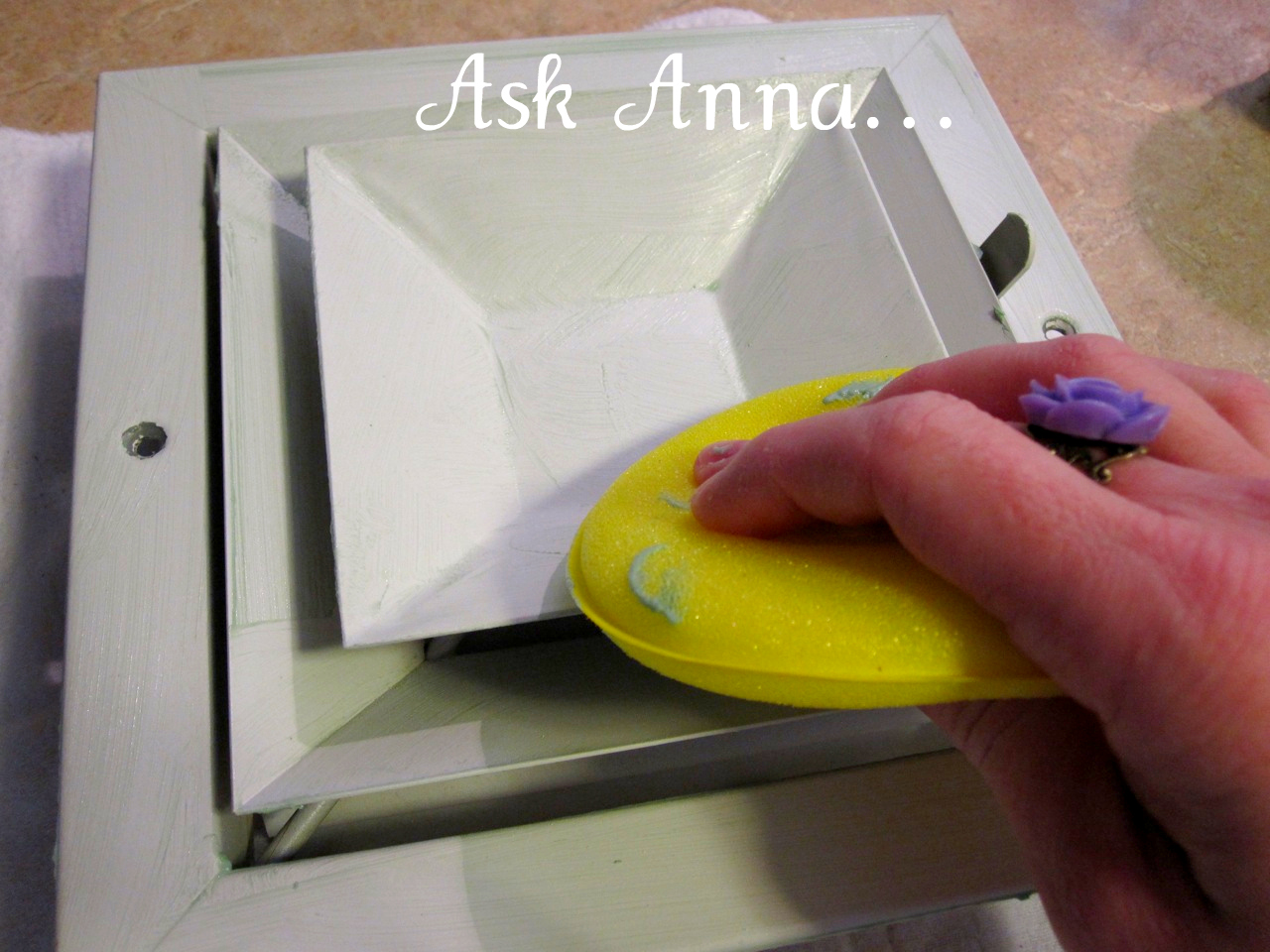 How to clean vents - Ask Anna