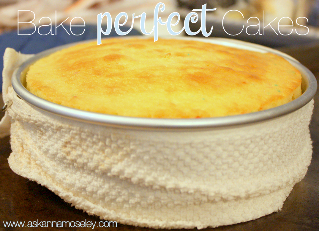 How to Bake a Perfect Cake (Baking Level Cakes)