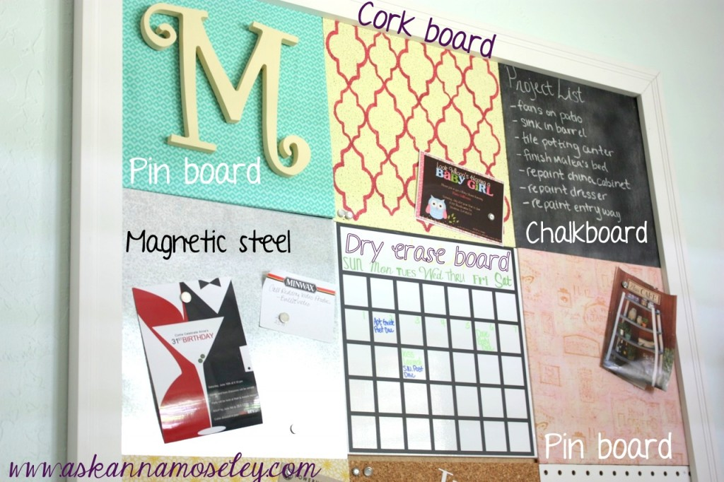 How to Make a Message Board