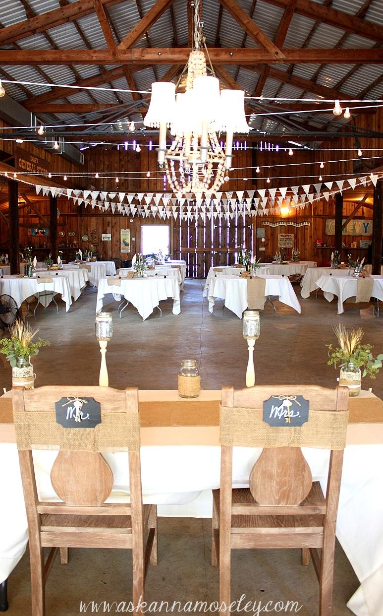 A Vintage Barn Wedding