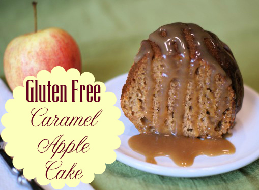 Gluten Free Caramel Apple Cake Recipe