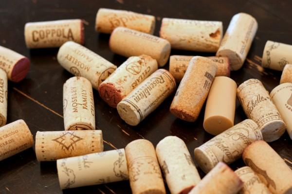Wine cork Christmas tree - Ask Anna