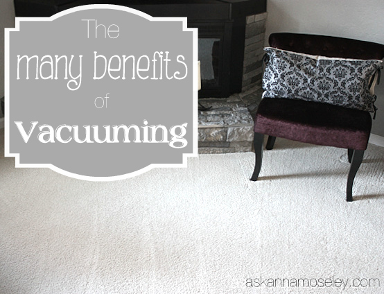 Vacuuming ~ How to Clean Carpet & More