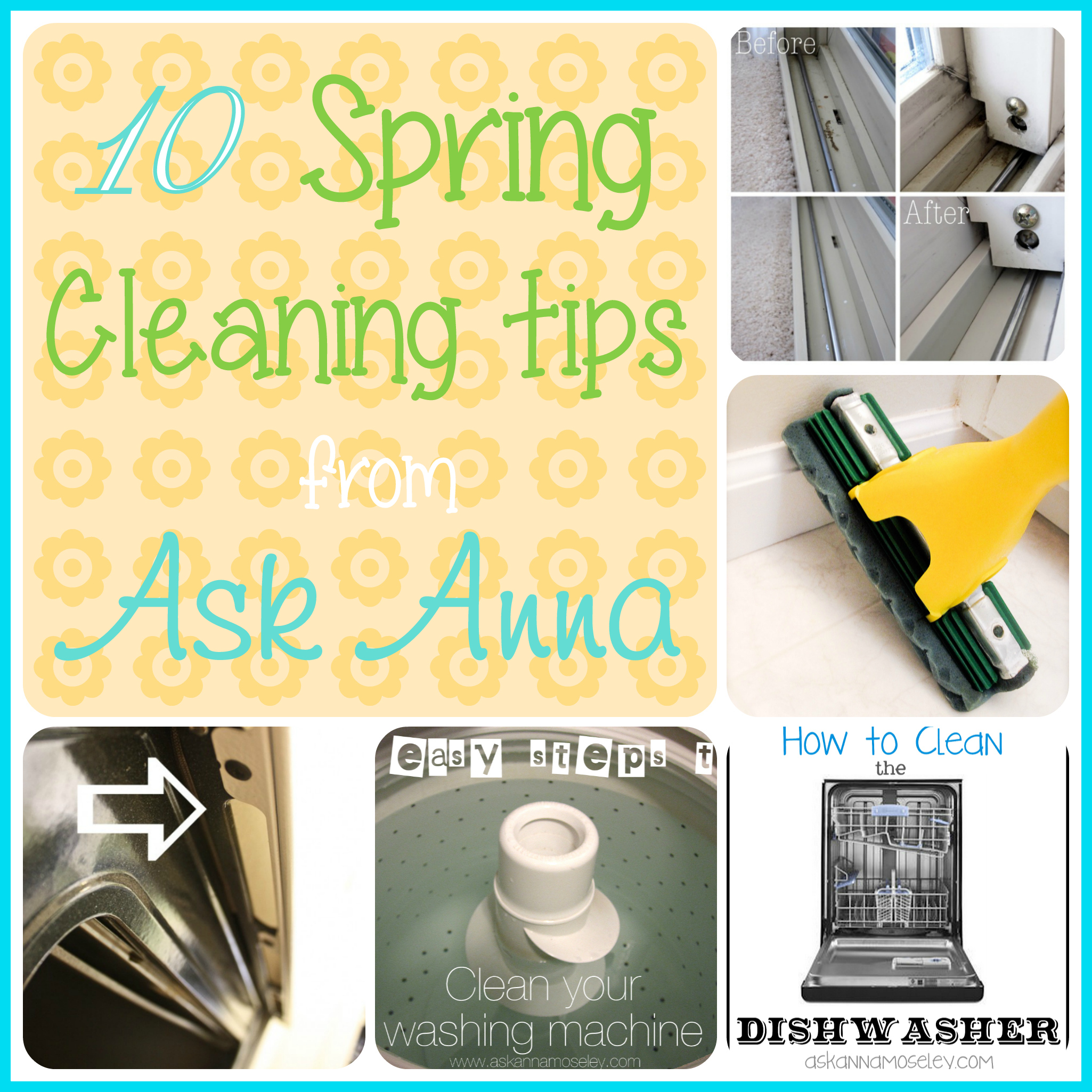 Spring Cleaning Round-up