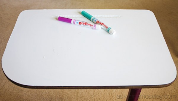 How to remove dry erase marker - Ask Anna