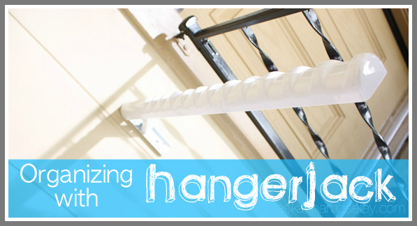 HangerJack, Extra Space when you Need It!