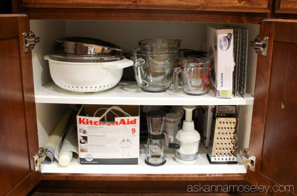 Perfection to Reality ~ Kitchen Organization Tips - Ask Anna