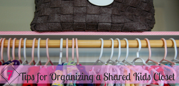 7 Tips For Organizing A Shared Closet