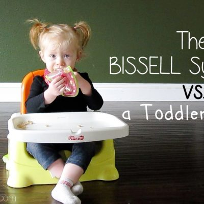 """The BISSELL Symphony """"One Step Challenge"""""""