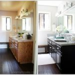 Bathroom makeover, before and after - Ask Anna
