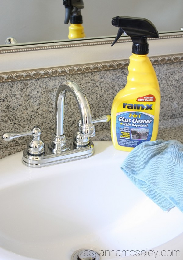 How to Clean Chrome Fixtures and keep them Clean & a Giveaway! - Ask ...