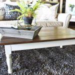 DIY coffee table - Ask Anna