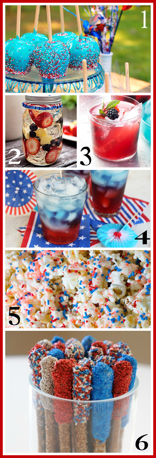 Last minute 4th of july party ideas ask anna for Last minute party ideas