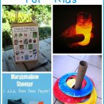 Camping trip games for kids - Ask Anna