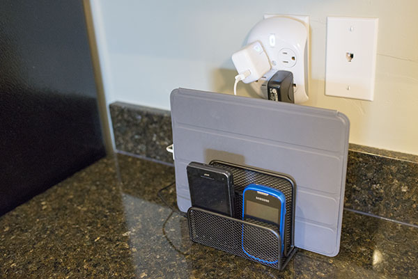 Simple and Quick Charging Station for Electronics - Ask Anna