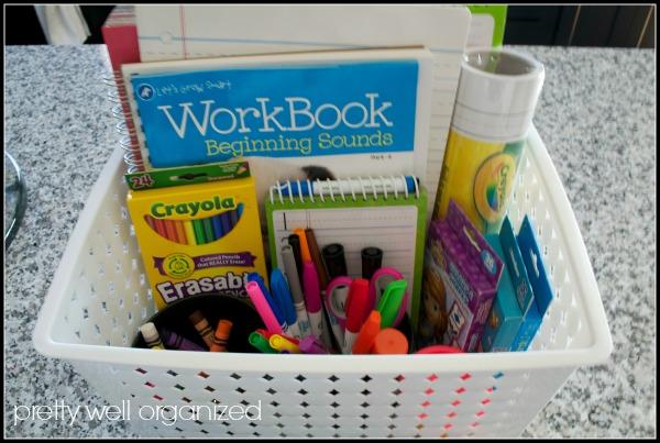 How to create a kid's rainy day activity kit - Ask Anna