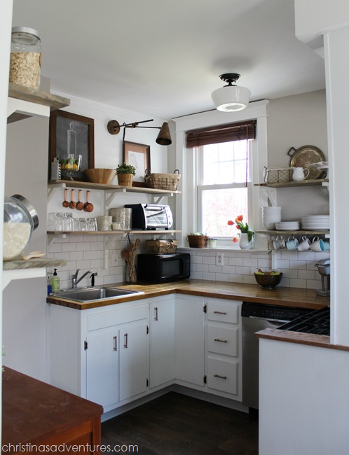 15 ways to update a kitchen on a budget ask anna for Update my kitchen on a budget