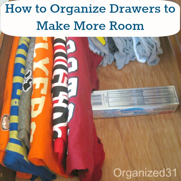 how to organize school clothes ask anna. Black Bedroom Furniture Sets. Home Design Ideas