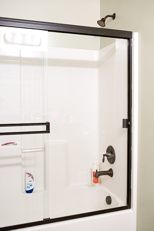 to Clean Glass Shower Doors - Ask Anna