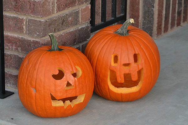How to keep carved pumpkins from going bad