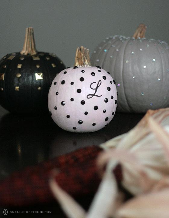 Edgy pumpkins
