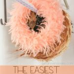 The easiest way to organize wreaths - Ask Anna