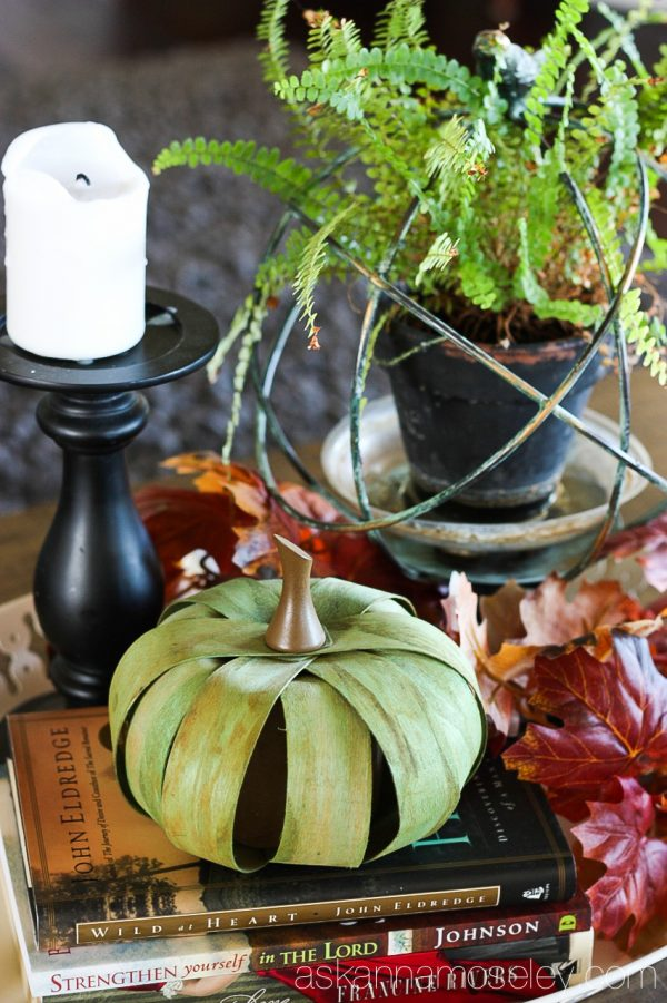 Fall home tour - Ask Anna