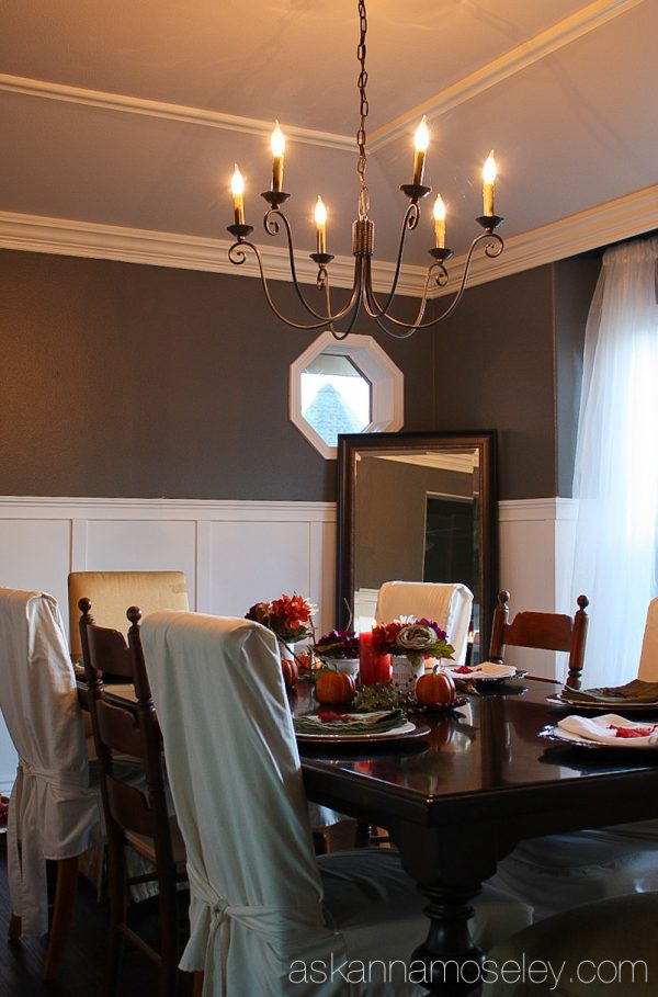 How to decorate for Fall on a budget - Ask Anna