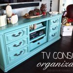 TV console organization - Ask Anna