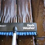 The easiest way to wash a deck - Ask Anna