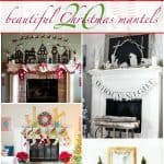 20 Beautiful Christmas Mantles - Ask Anna
