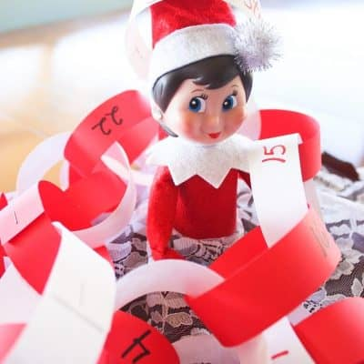 24 {Easy} Elf on the Shelf Ideas