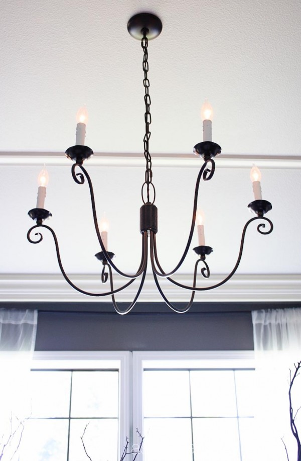 Cosette chandelier from Ballard Designs