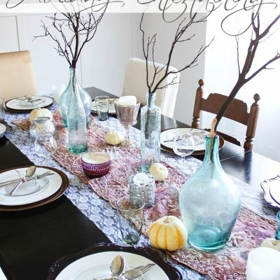 How to Get Ready for Holiday Entertaining